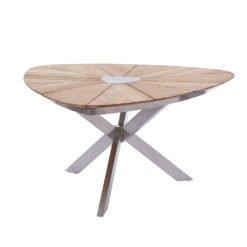 Lyon Triangel Tisch Hochwertiger moderner Tisch in Triangelform